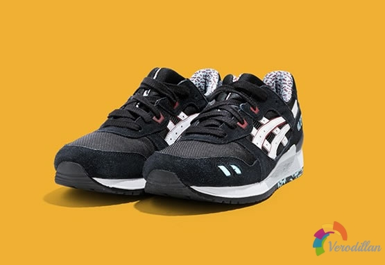 ASICS GEL-Lyte III 25th Anniversary发布解读