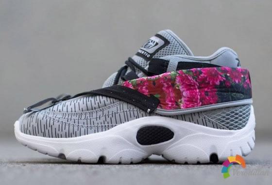 [谍照曝光]Reebok Shroud Flat Grey复刻鞋款