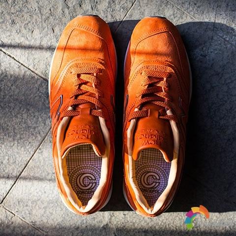 轻奢橙:New Balance M997TNY Luxury Goods发布解读