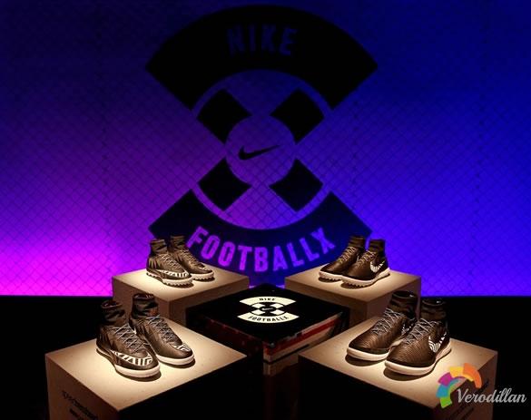 重塑鬼牌刺客战靴:耐克推出NikeFootballX系列足球鞋
