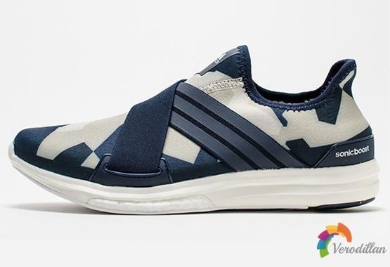 几何迷彩:adidas CC Sonic Boost发布简评