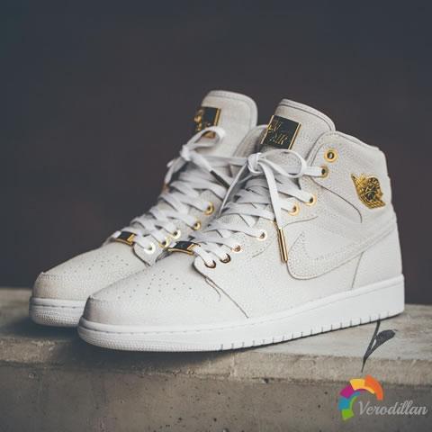 奢华鞋履:Air Jordan 1 Pinnacle发布简评