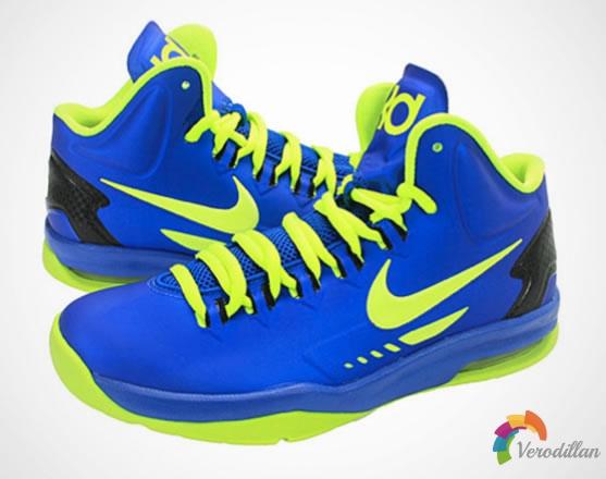 雷神季后赛之靴:Nike KD 5 Elite深度测评