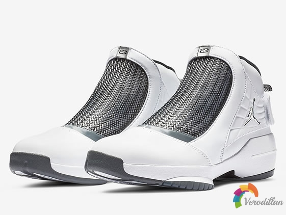 不辍进取:Air Jordan XIX综合测评