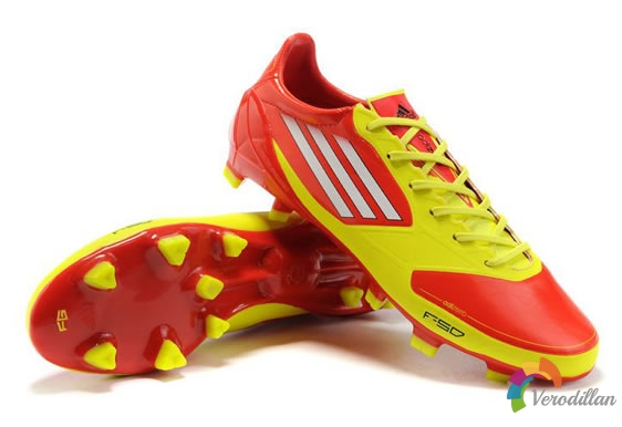极简主义:adidas F50 AdiZero II发布前瞻