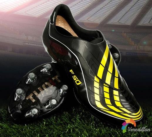 极致包裹体验:adidas F50.9足球鞋简评