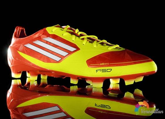 无冕之王:揭秘adidas miCoach adizero f50智能足球鞋