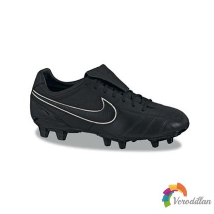黑银战靴:Nike Tiempo Legend II足球鞋简评