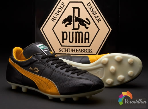 传承经典:New Puma King a tribute to Pele简评
