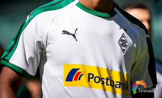彪马停售并召回门兴格拉德巴赫新赛季球衣