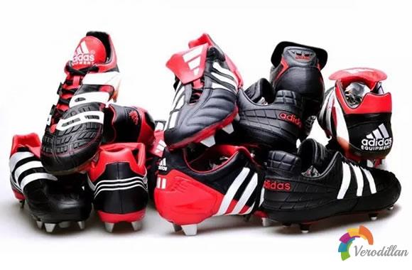 猎鹰十年:阿迪达斯猎鹰系列足球鞋1-7代回顾盘点