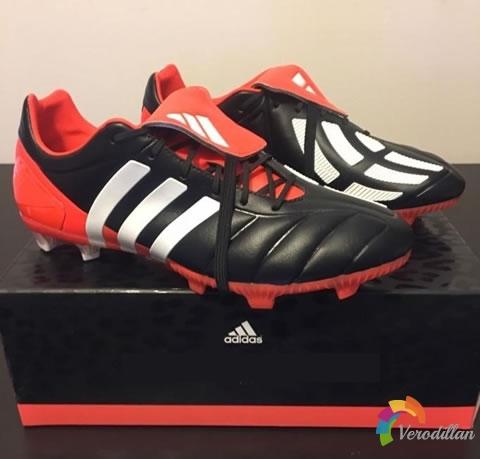 韩日世界杯:解读adidas Predator Mania 2002战靴