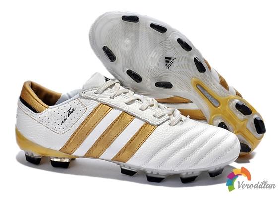 卓尔不凡:解读adidas adiPure III(白金配色)战靴