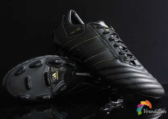 卓越触感:adidas adiPure III(黑金配色)简评
