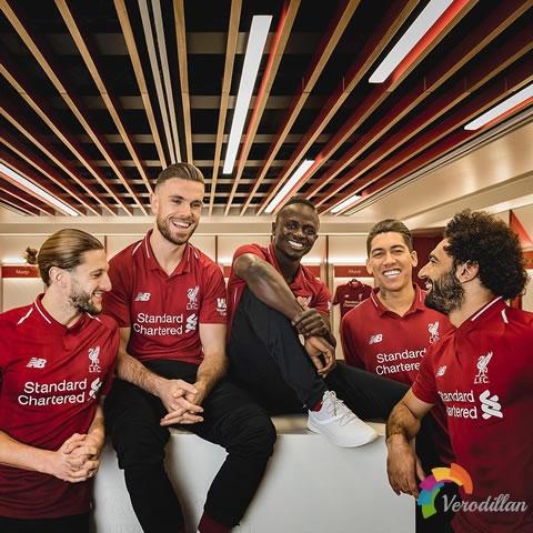利物浦2018/19赛季主场球衣深度解读图1