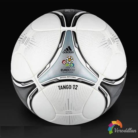 adidas Tango 12 Finale:2012欧洲杯决赛用球简评