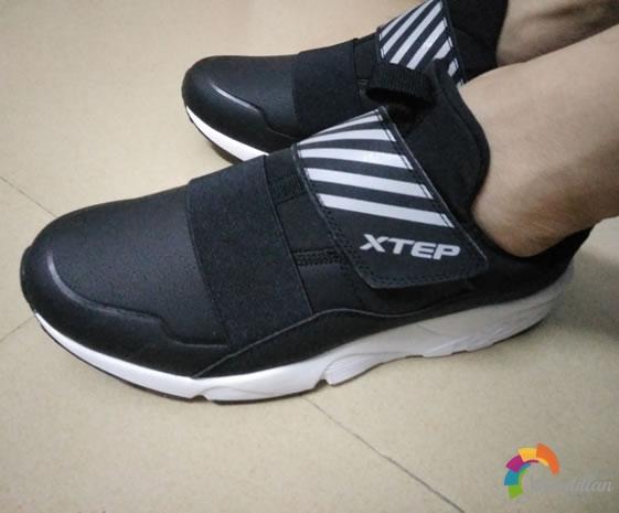 动态测评:特步982319110067跑鞋试用体验