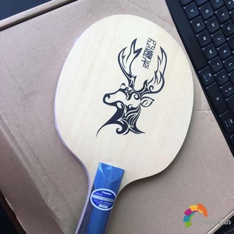 动态测评:亚萨卡YEO7乒乓底板试用体验图1