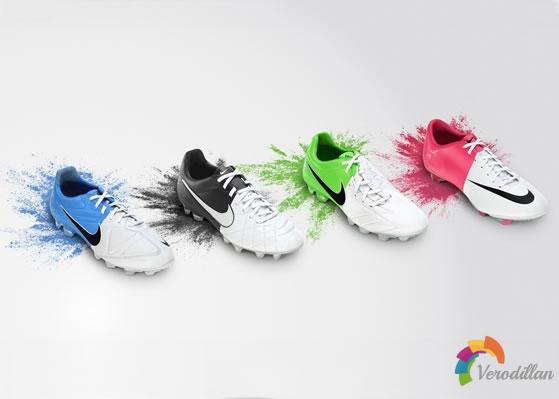 解读Nike四大系列战靴(2012欧洲杯配色)