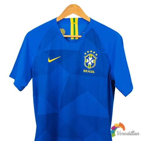 巴西国家队2018客场球衣球员版深度解读