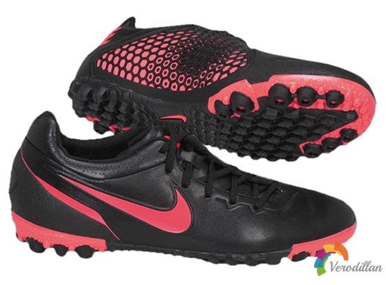 Nike 5 Bomba Finale(黑红配色)细节解析