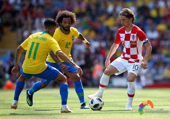 克罗地亚国家队2018主场球衣球员版深度解读图1