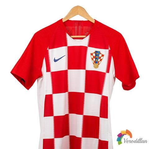 克罗地亚国家队2018主场球衣球员版深度解读