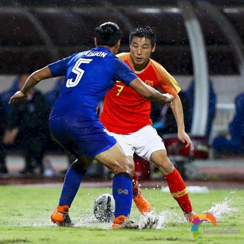 中国国家队2018主场球衣球员版深度解读