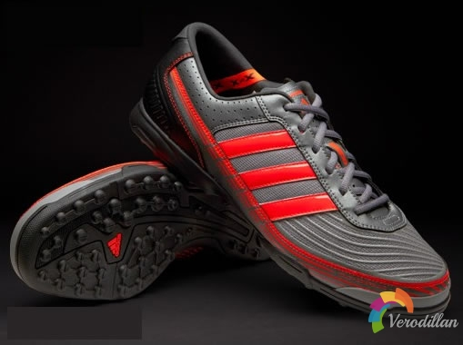 蓄势待发:adidas adi5 Turf设计解读