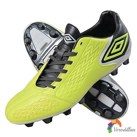精致足球鞋代表:Umbro Geometra II上市简评