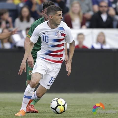 2018美国国家队主场球衣球迷版深度解读