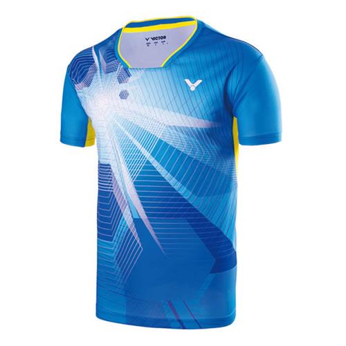 胜利T-70015男女羽毛球T恤