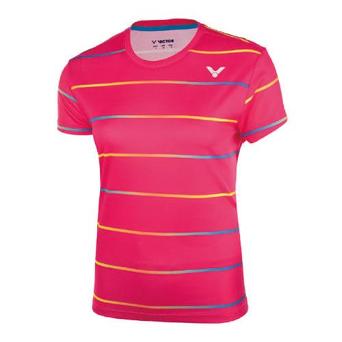 胜利T-81041女子羽毛球T恤