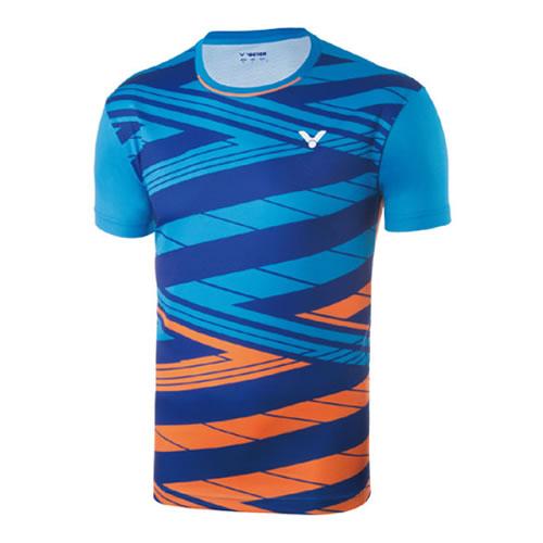 胜利T-80002男女羽毛球T恤