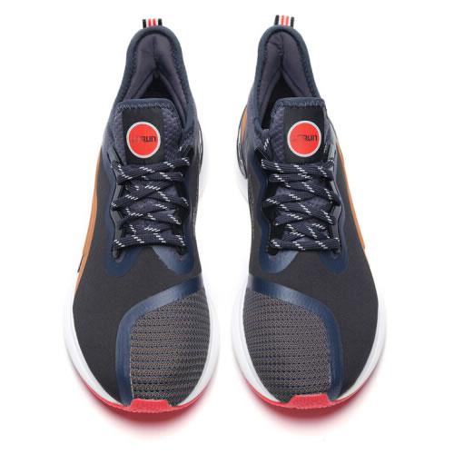 李宁ARHP057 Crazy Run男子跑步鞋图5高清图片
