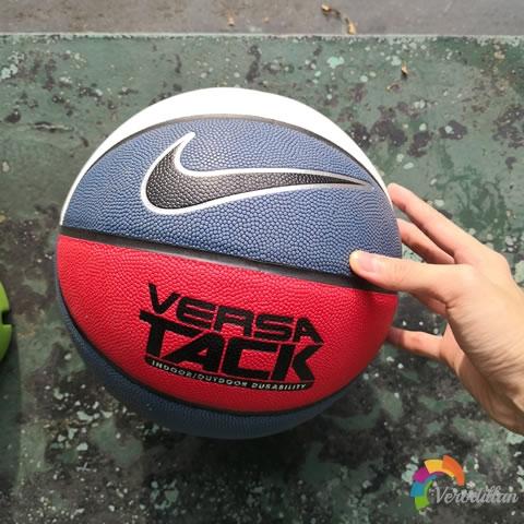动态测评:耐克TRUE GRIP篮球试用体验