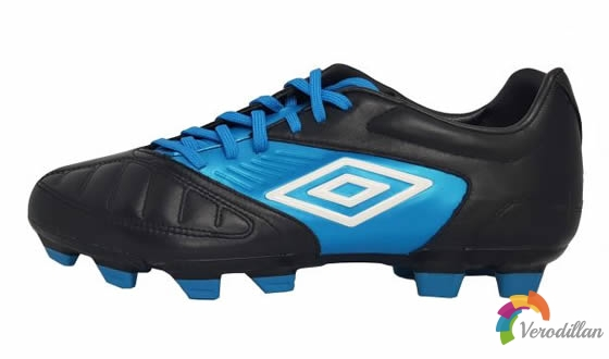 茵宝发布Geometra Pro(黑白蓝配色)最新战靴