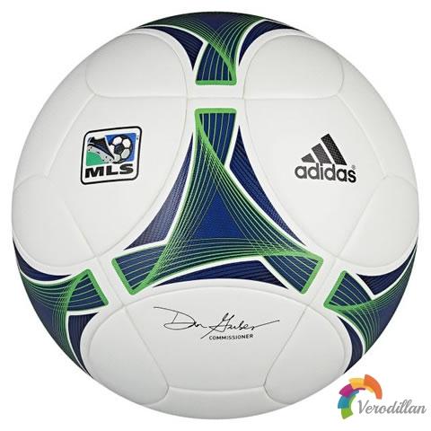 adidas推出美国足球大联盟2013赛季比赛用球