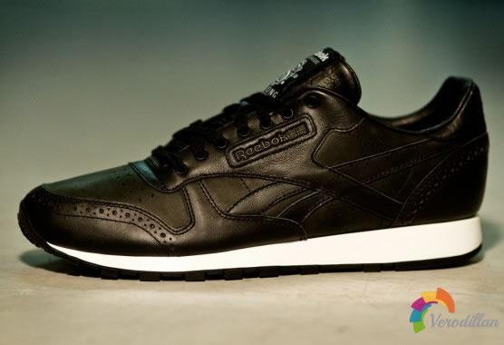 风格独具:Reebok Classic Leather联名款式发售
