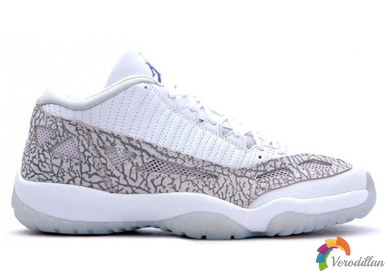 Air Jordan 11 Retro IE Low Cobalt发售简评