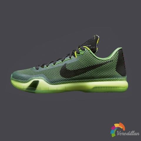 Nike KOBE X VINO,讲述KOBE X背后的故事