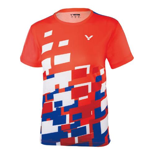 胜利T-81005女子羽毛球T恤