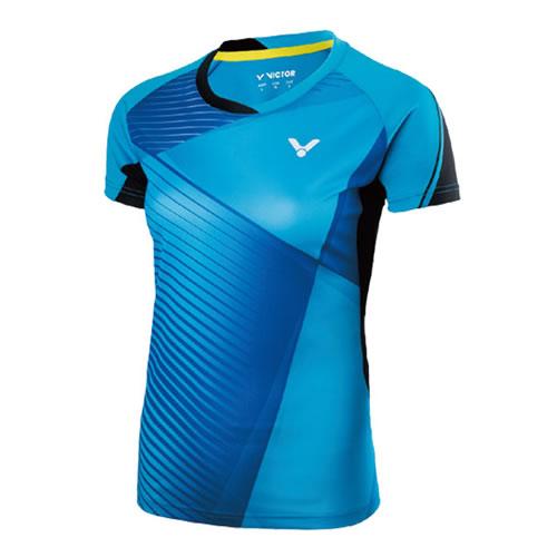 胜利T-71009女子羽毛球T恤