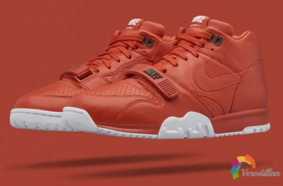 [联名鞋款]NikeCourt Air Trainer 1 Mid发售
