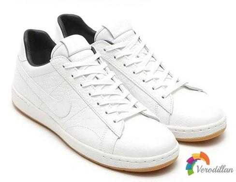 Nike Tennis Classic Ultra PRM QS,打造清爽夏日鞋款图2