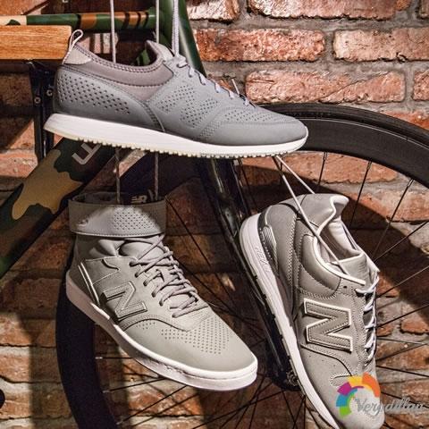 专为骑行打造:New Balance C-Series发售