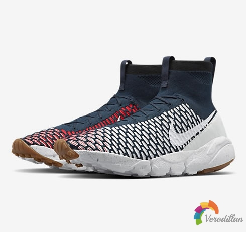 NikeLab Air Footscape Magista新配色发布图2