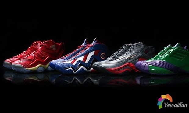 阿迪达斯推出Avengers主题篮球鞋款,超级英雄延续