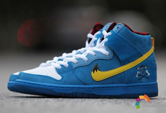 Nike SB Dunk High Blue Ox,传说中的蓝牛