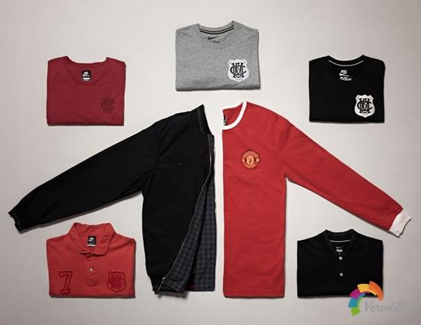 曼联的7号传奇:耐克推出曼联纪念衫